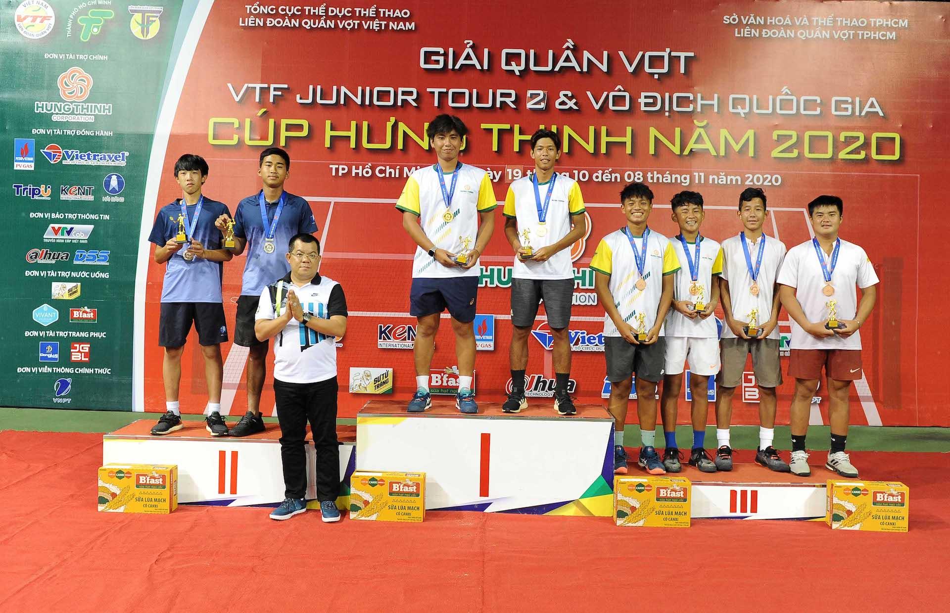 Hình ảnh: VTF Junior Tour 2 – Hung Thinh Cup 2020: Ngày vui của Chủ nhà số 3