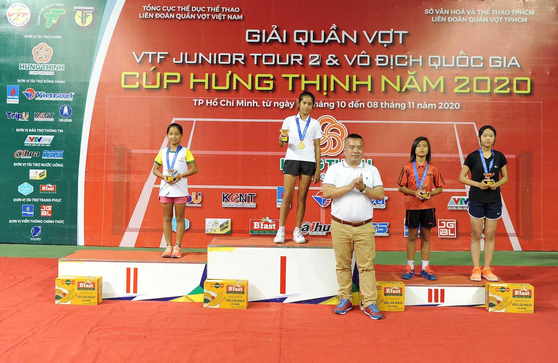 Hình ảnh: VTF Junior Tour 2 – Hung Thinh Cup 2020: Ngày vui của Chủ nhà số 4