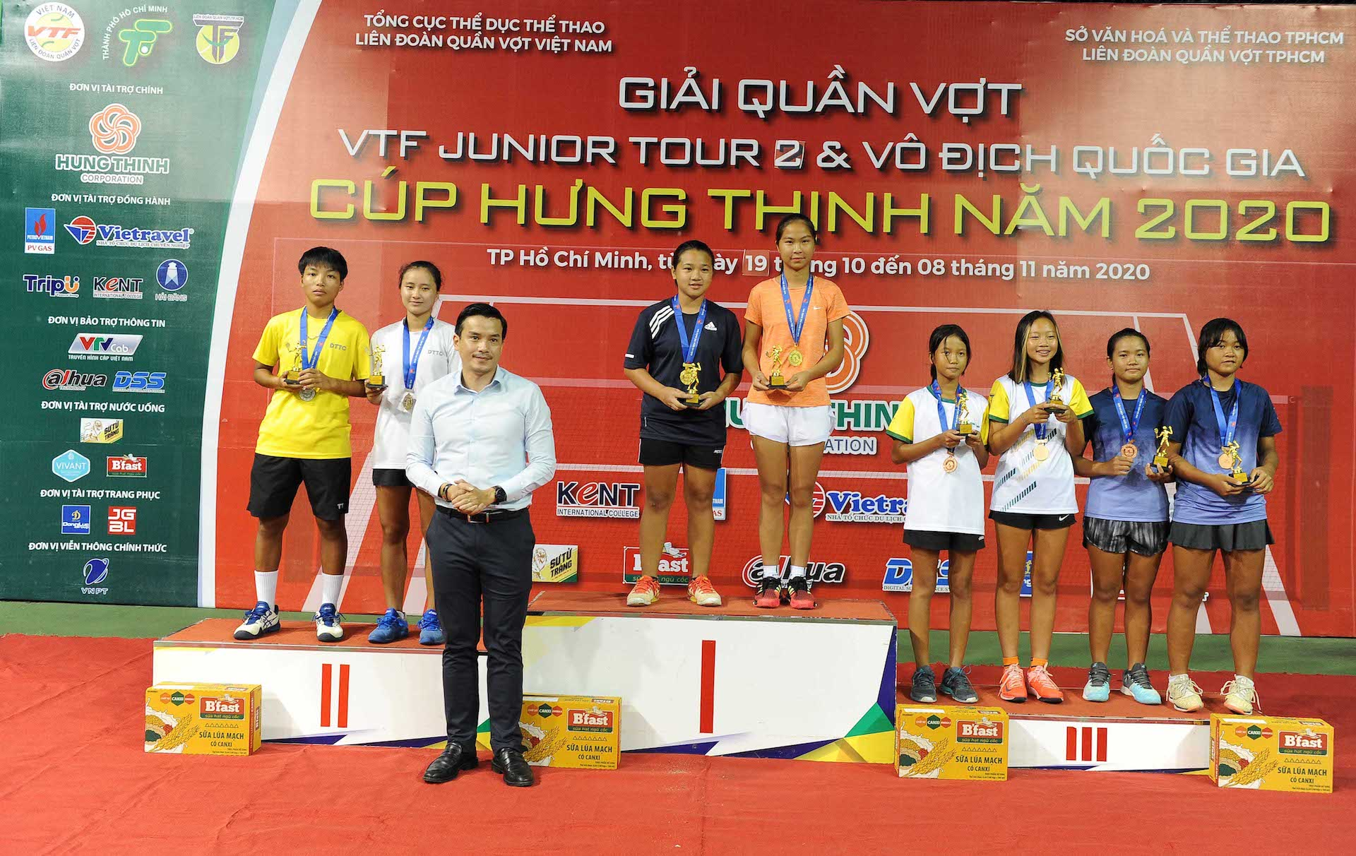 Hình ảnh: VTF Junior Tour 2 – Hung Thinh Cup 2020: Ngày vui của Chủ nhà số 5