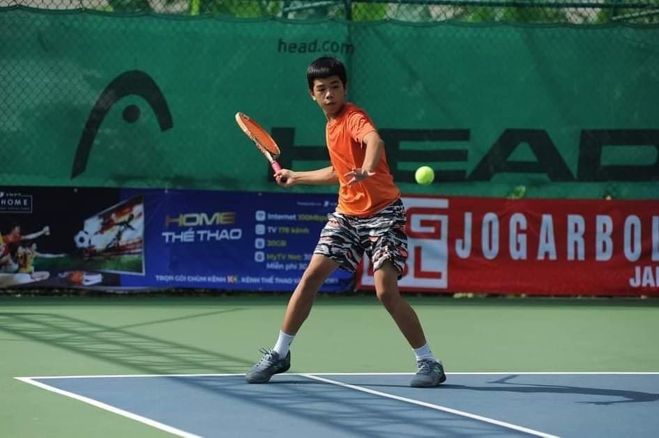 Hình ảnh: VTF Junior Tour 2 – Hung Thinh Cup 2020: Đỗ La Việt Nhật lần đầu vào chung kết đơn nam U12 số 1