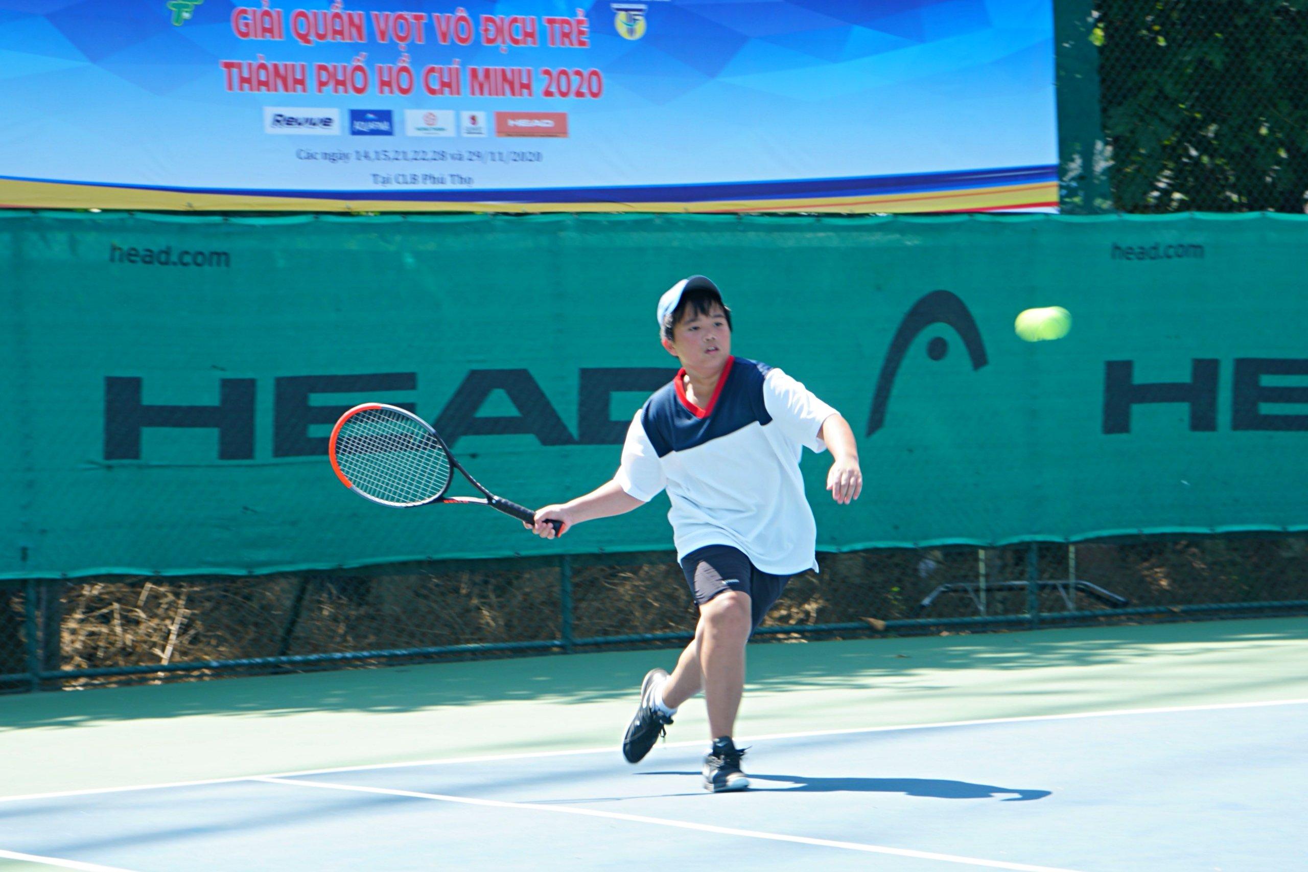 Hình ảnh: Khởi tranh giải quần vợt vô địch trẻ TP.HCM 2020 số 1