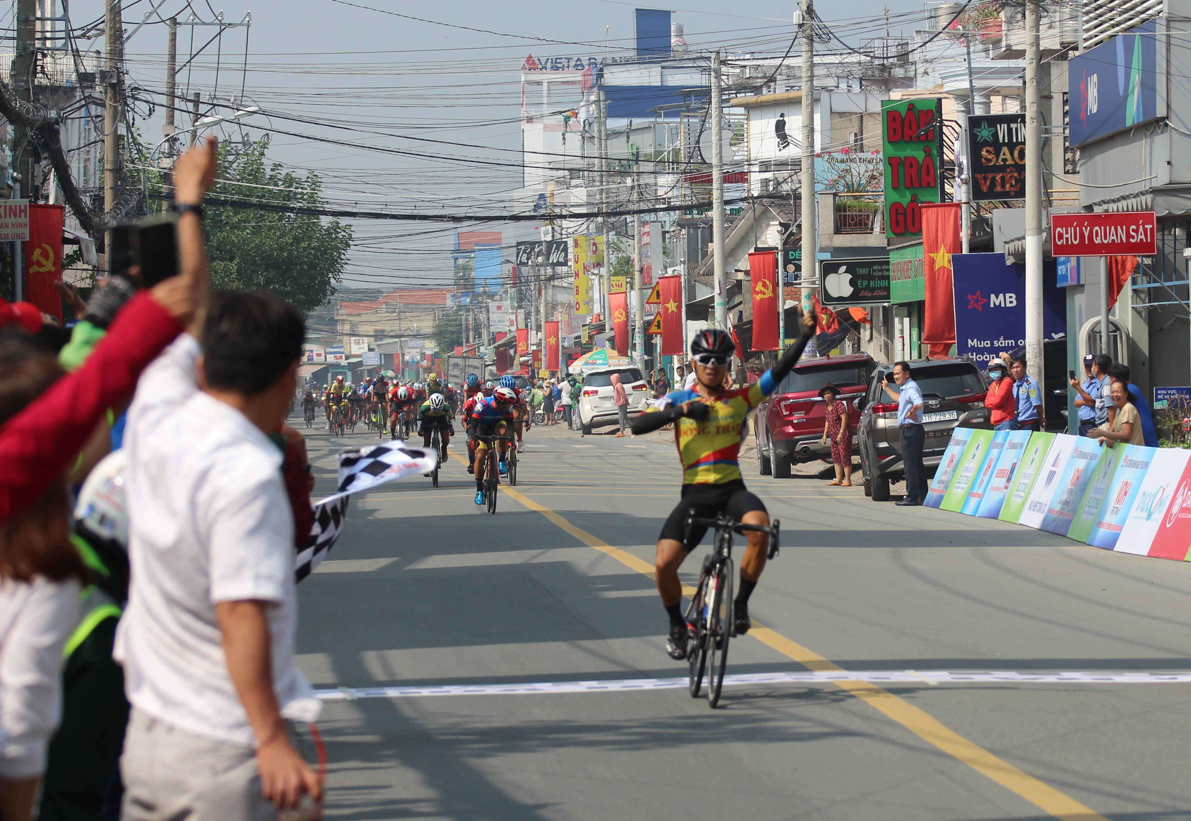 Hình ảnh: Ê kíp An Giang thắng lớn tại giải xe đạp Nam Kỳ Khởi Nghĩa 2020 số 5