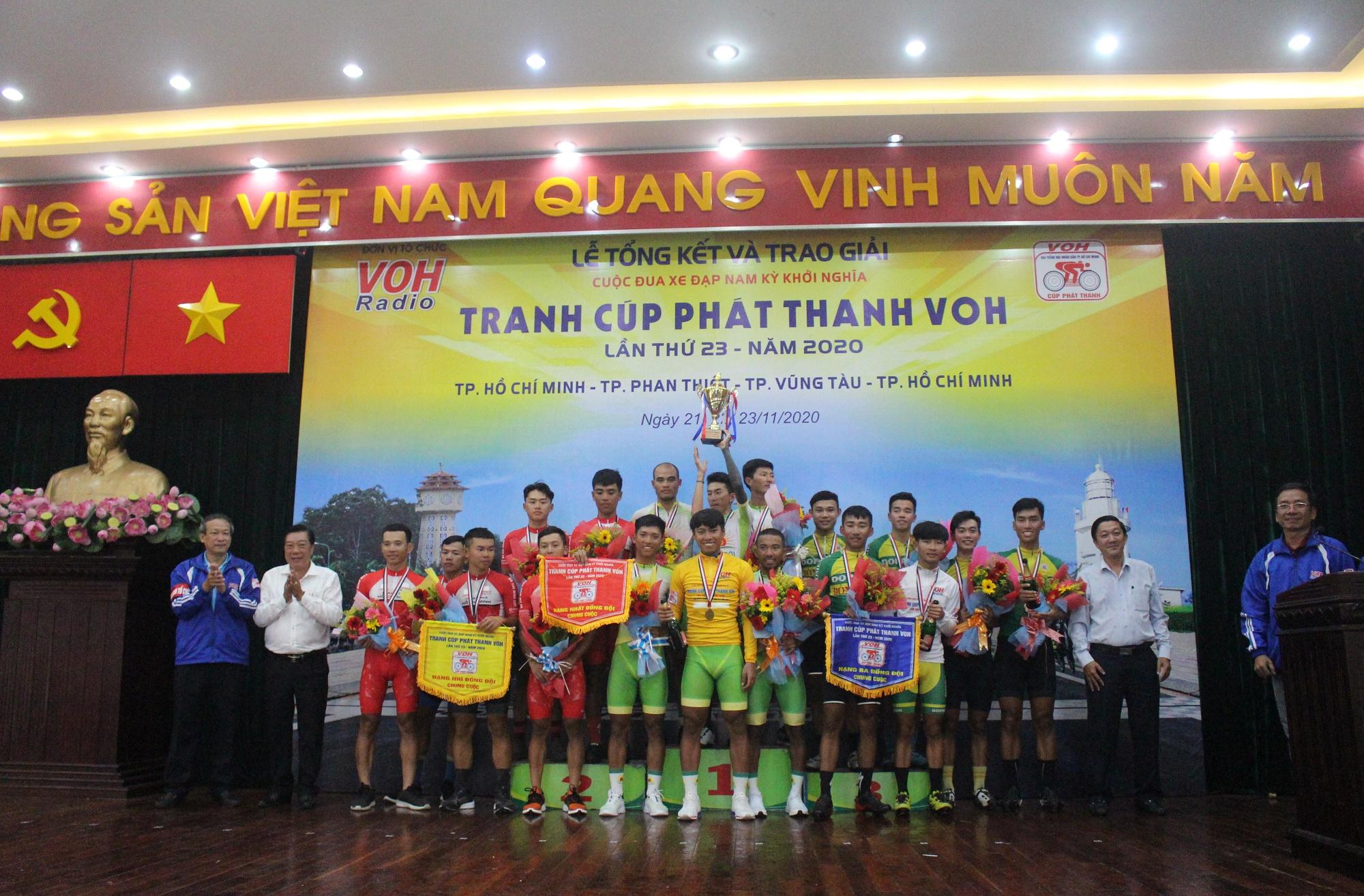 Hình ảnh: Ê kíp An Giang thắng lớn tại giải xe đạp Nam Kỳ Khởi Nghĩa 2020 số 7