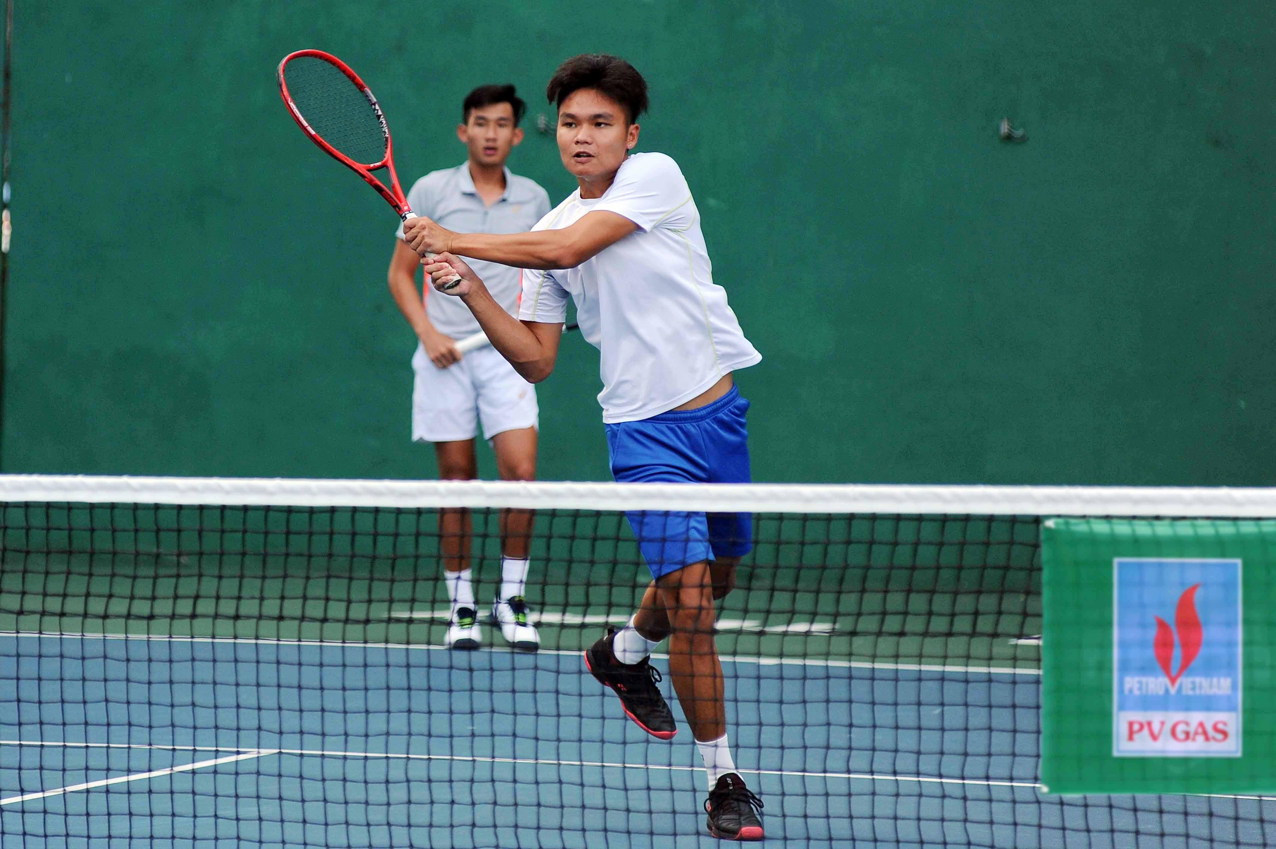 Hình ảnh: VTF Masters 500 – 2 – Lach Tray Cup 2020: Vua đánh đôi tăng sức mạnh cùng tay vợt số 1 Việt Nam số 2