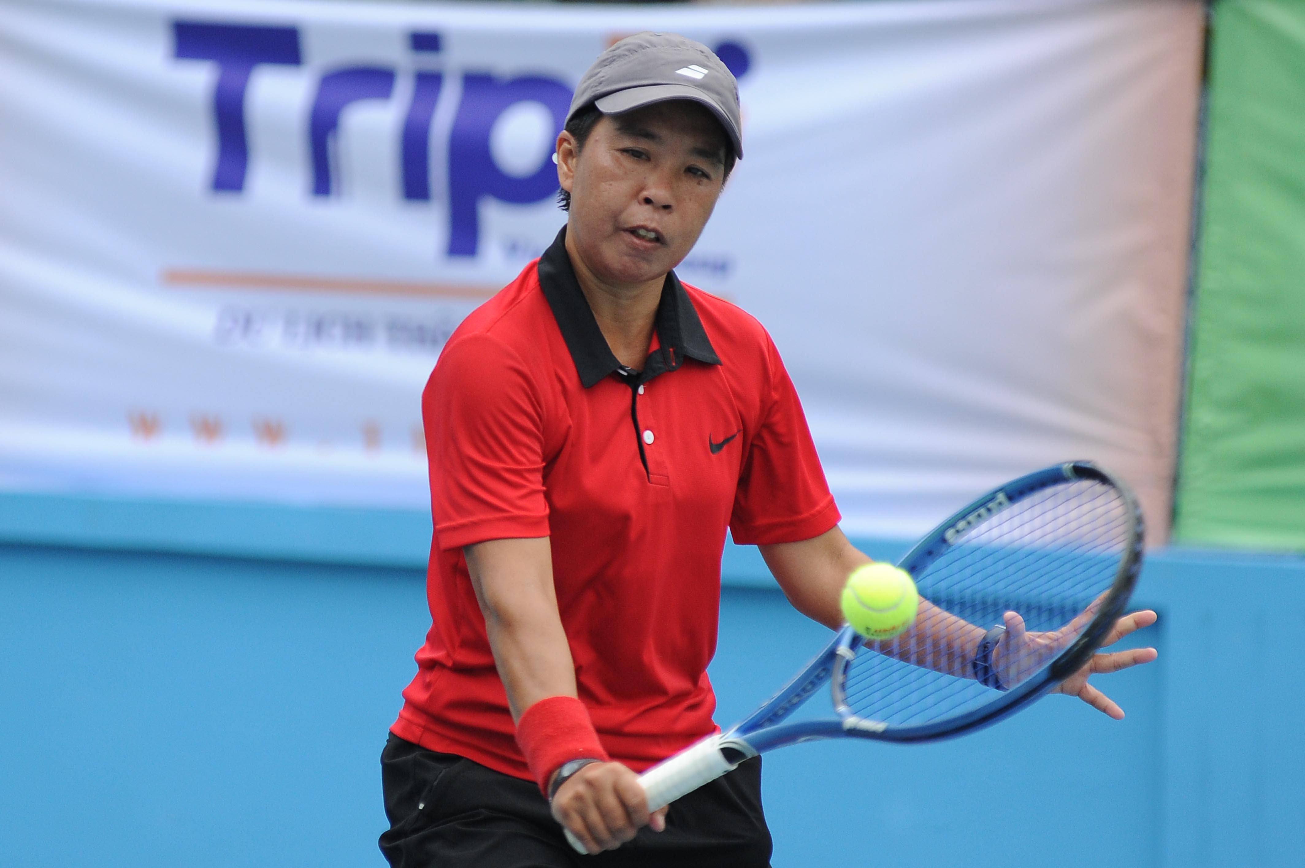 Hình ảnh: VTF Masters 500 – 2 – Lach Tray Cup 2020: Vua đánh đôi tăng sức mạnh cùng tay vợt số 1 Việt Nam số 4