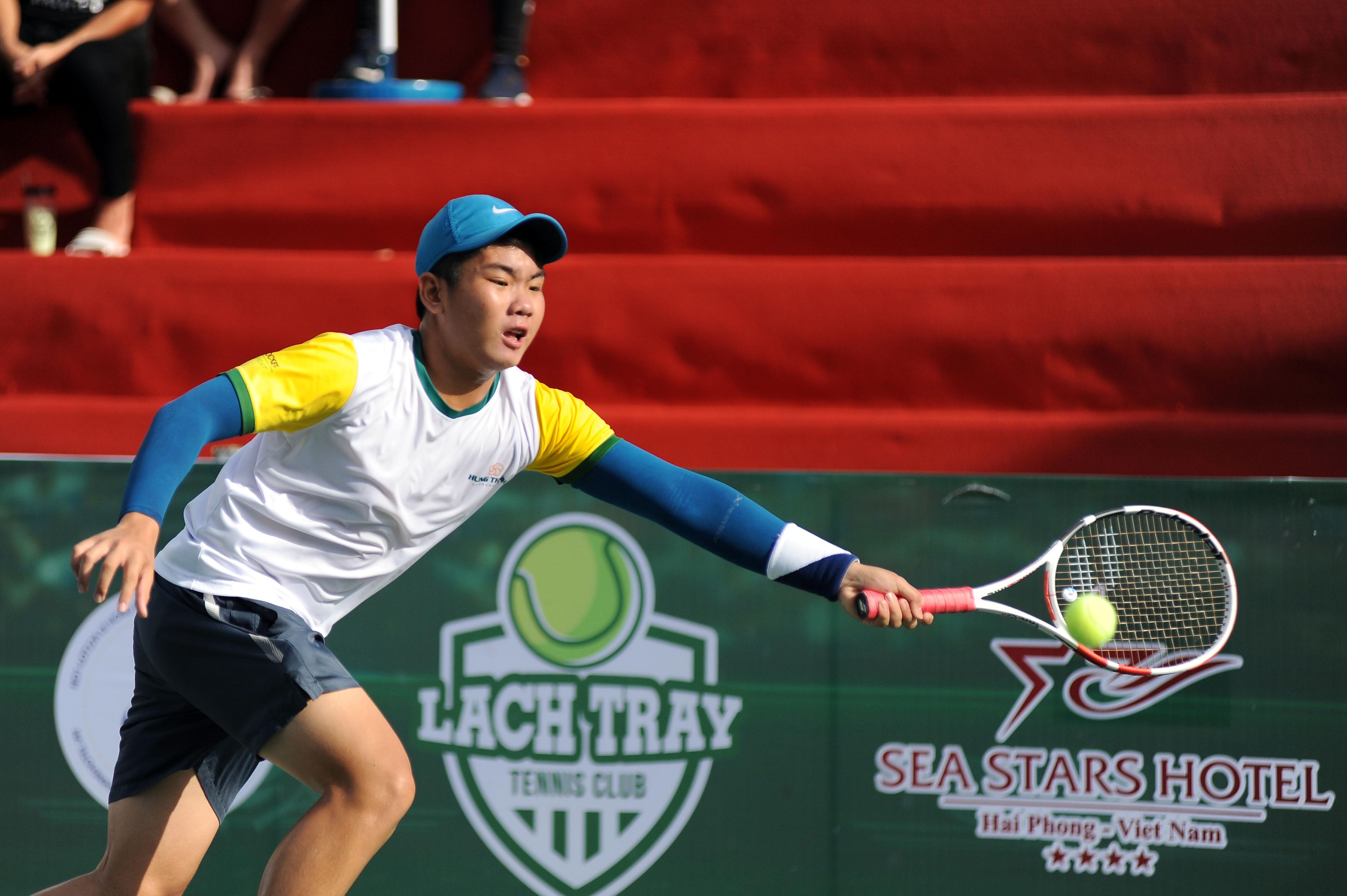 Hình ảnh: VTF Masters 500 – 2 – Lach Tray Cup 2020: Các tay vợt mạnh đều thắng dễ số 1