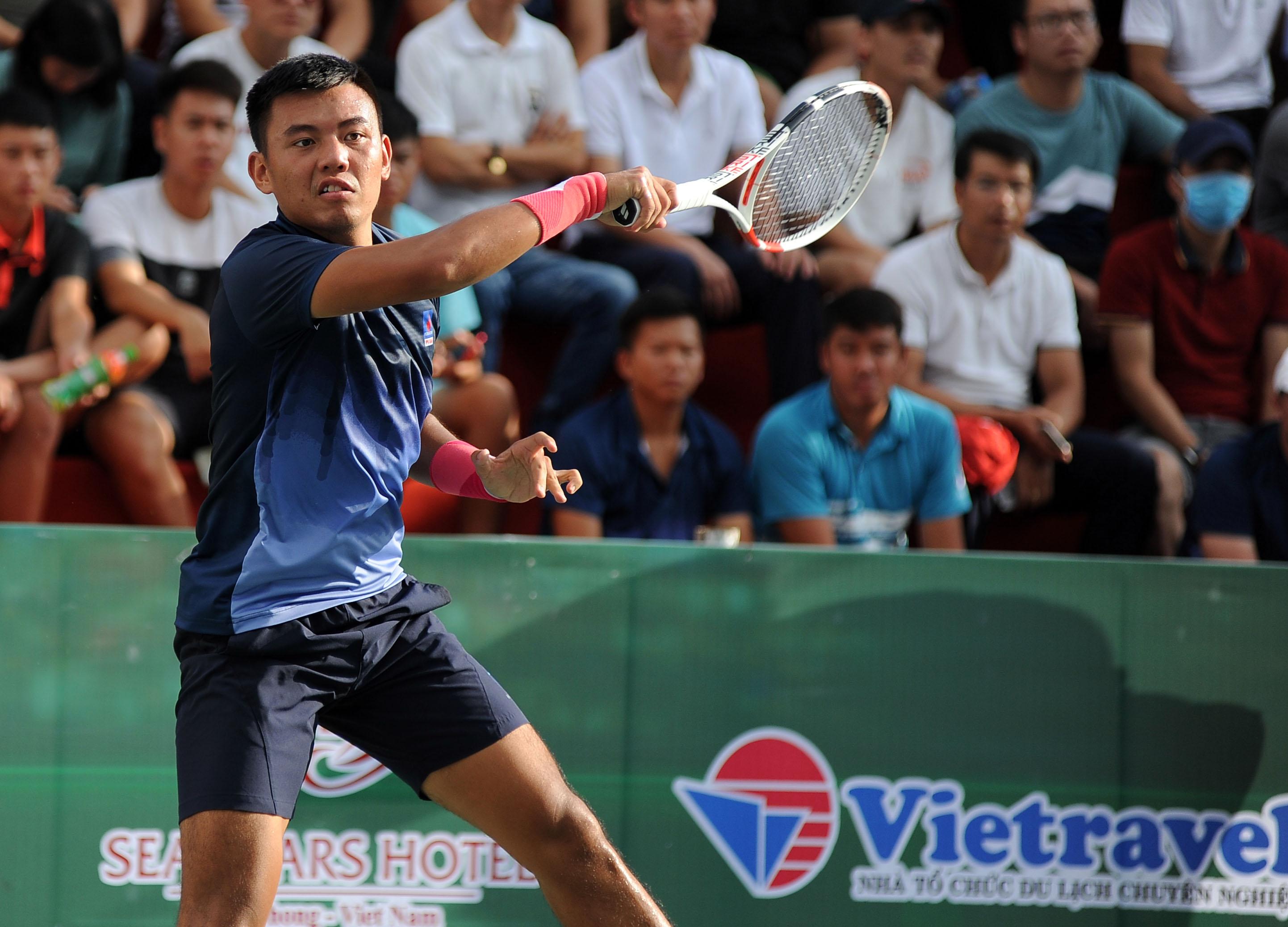 Hình ảnh: VTF Masters 500 – 2 – Lach Tray Cup 2020: Các tay vợt mạnh đều thắng dễ số 2