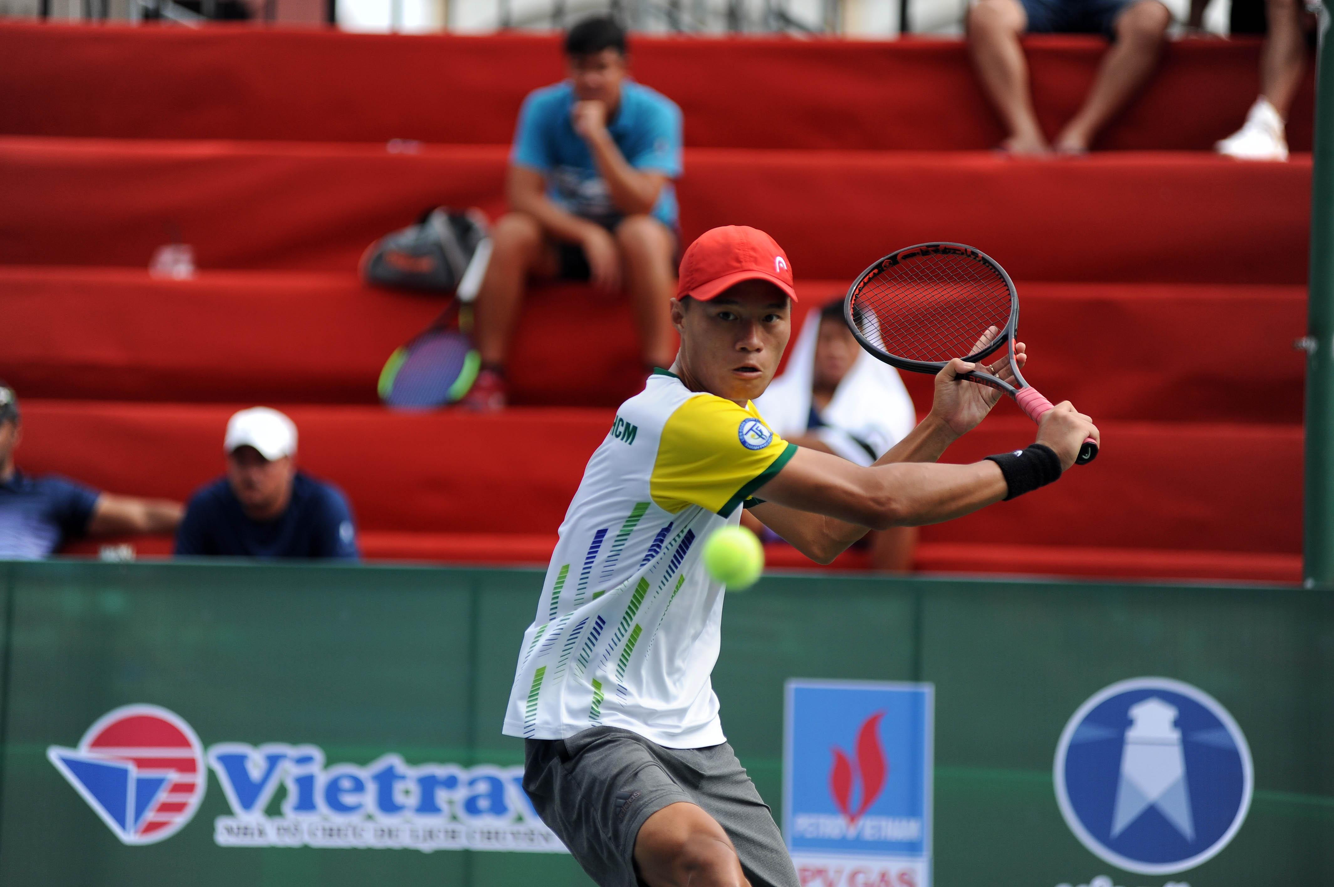Hình ảnh: VTF Masters 500 – 2 – Lach Tray Cup 2020: Các tay vợt mạnh đều thắng dễ số 3