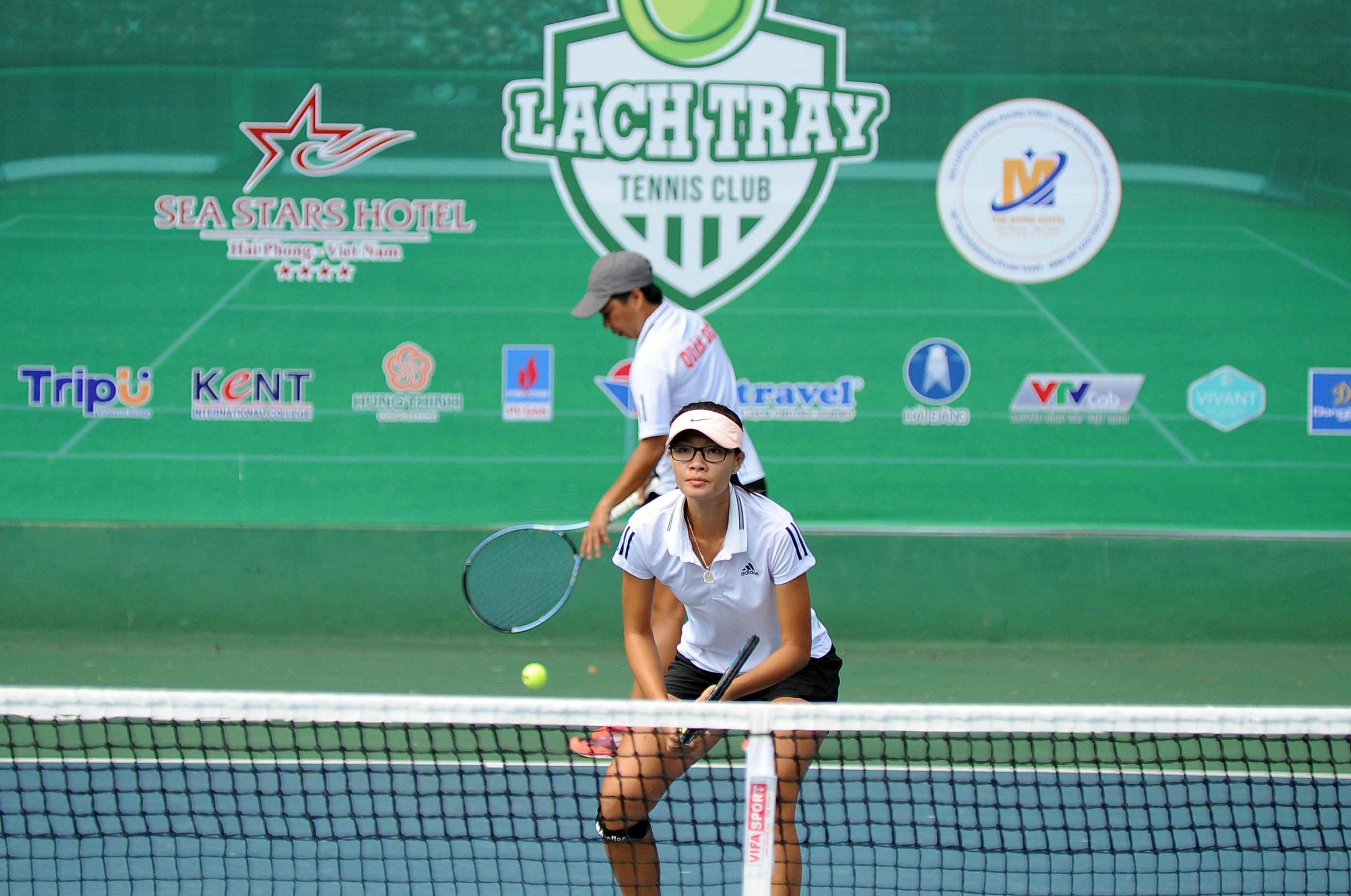 Hình ảnh: VTF Masters 500 – 2 – Lach Tray Cup 2020: Hoàng Nam và Quốc Khánh vô địch đánh đôi số 2