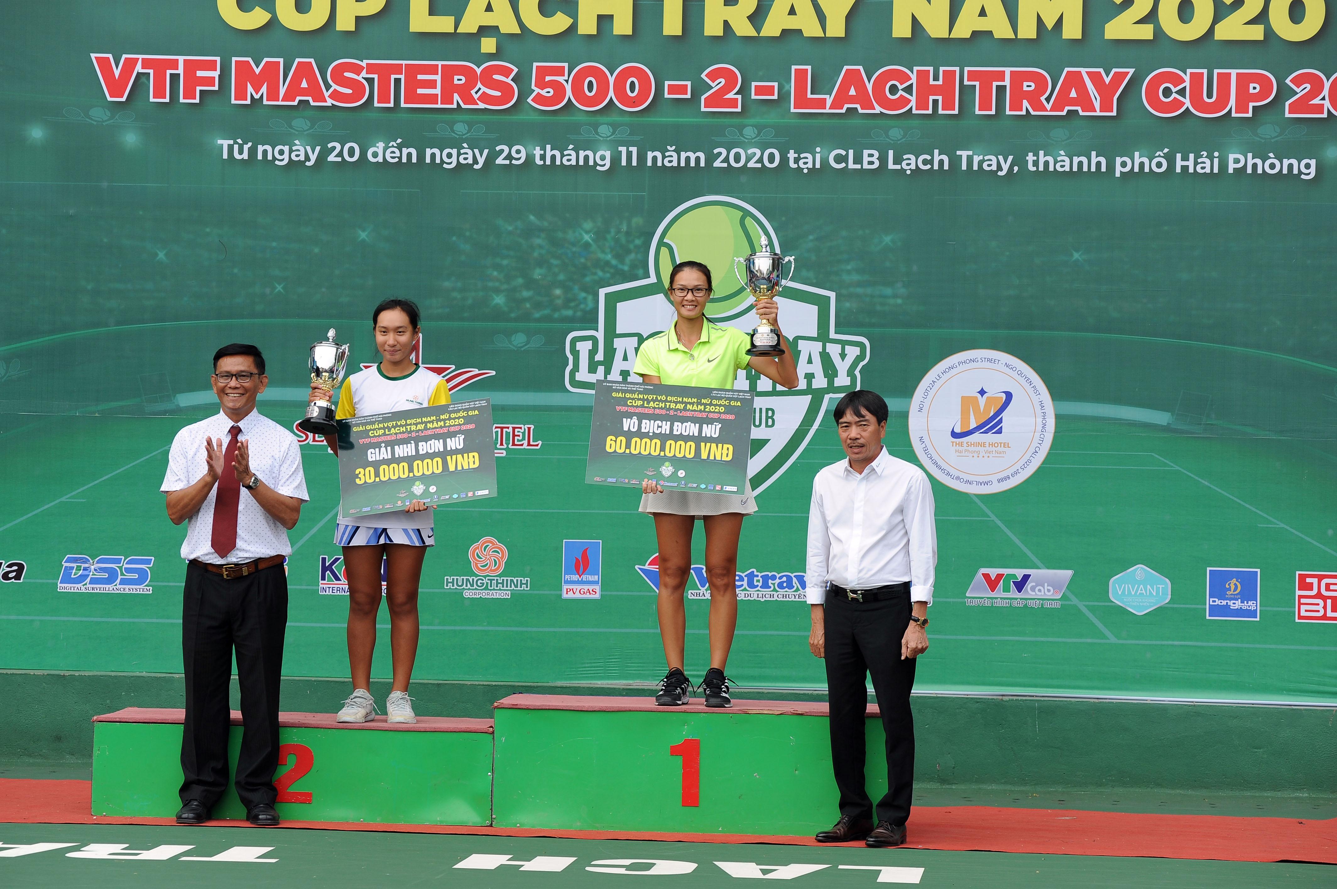 Hình ảnh: VTF Masters 500 - 2 - Lach Tray Cup 2020: Hạ màn đầy bất ngờ số 4