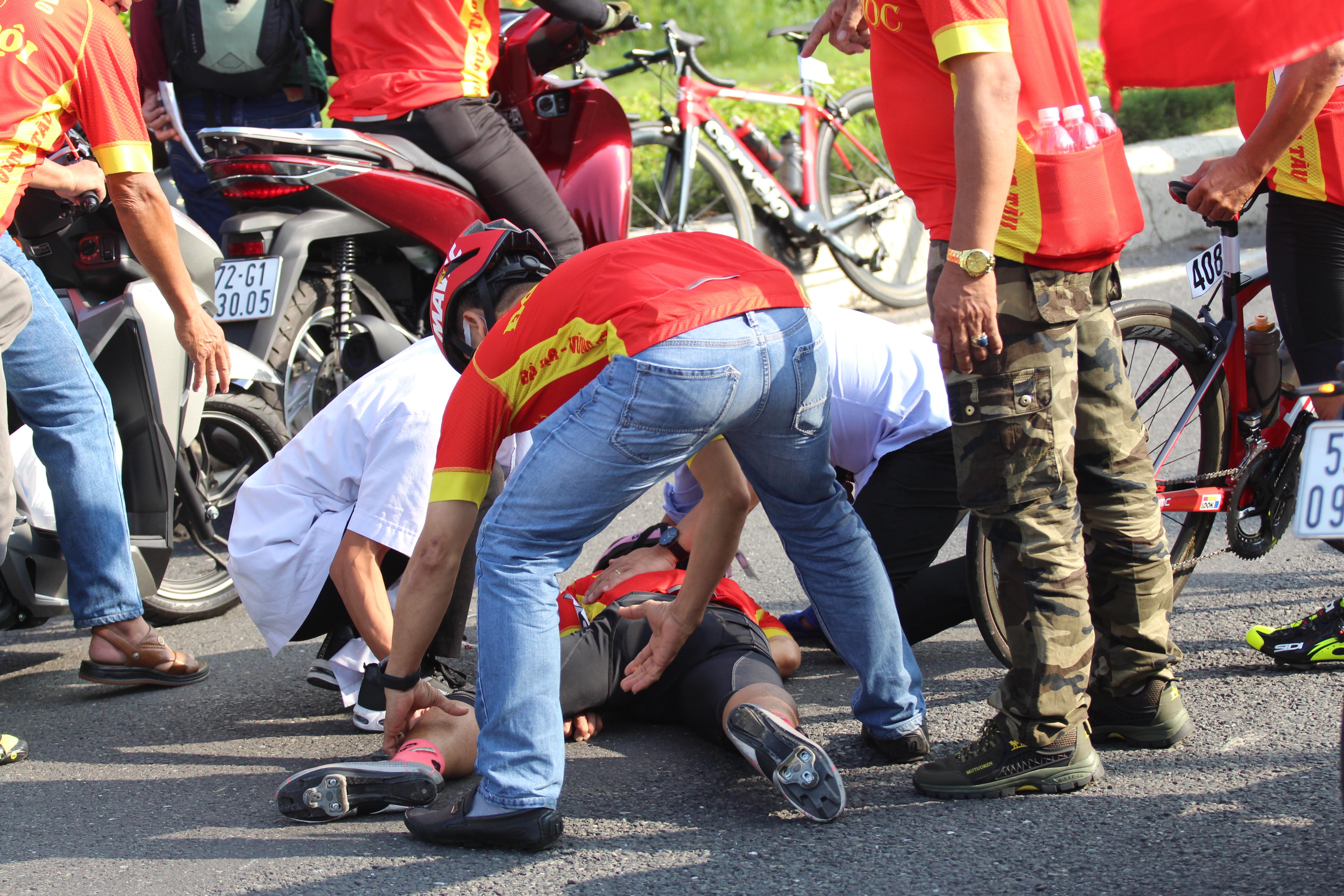 Hình ảnh: Sôi động giải đua xe đạp tỉnh Bà Rịa - Vũng Tàu mở rộng 2020 số 3