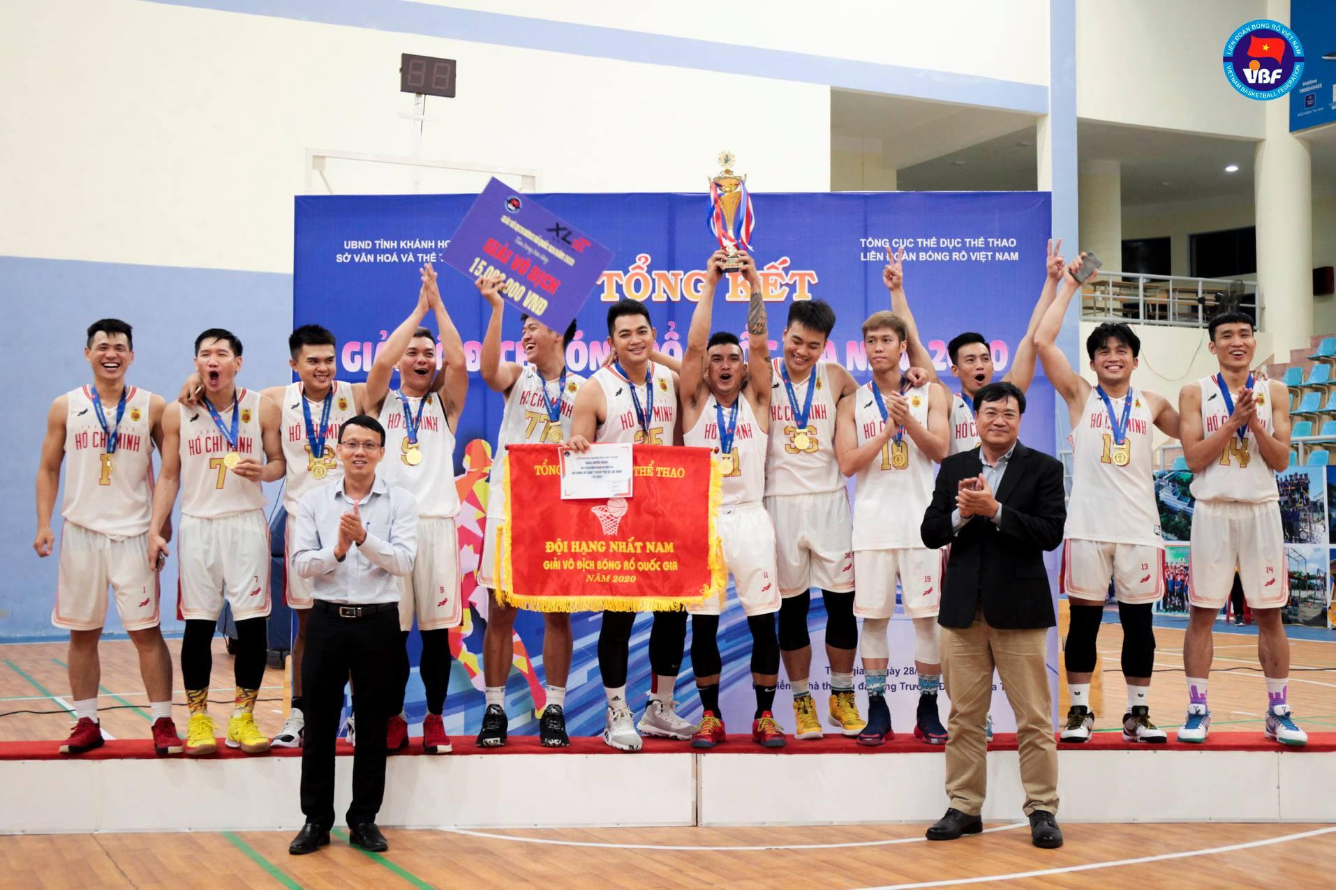Hình ảnh: TP.HCM thống trị giải vô địch bóng rổ quốc gia năm 2020 số 1