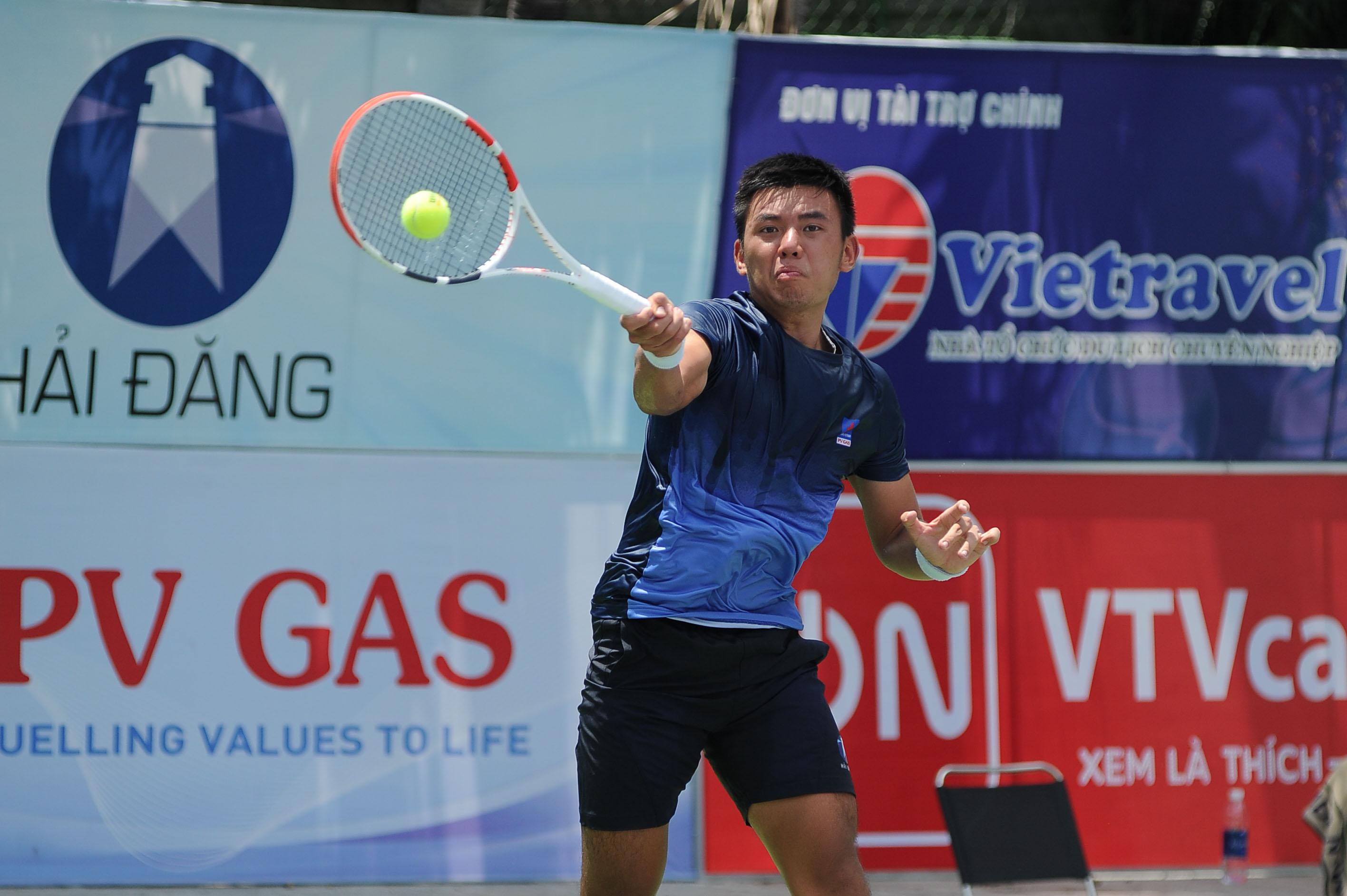 Hình ảnh: VTF Masters 500 – 1 – Hai Dang Cup 2021: Khai màn quần vợt Việt số 1