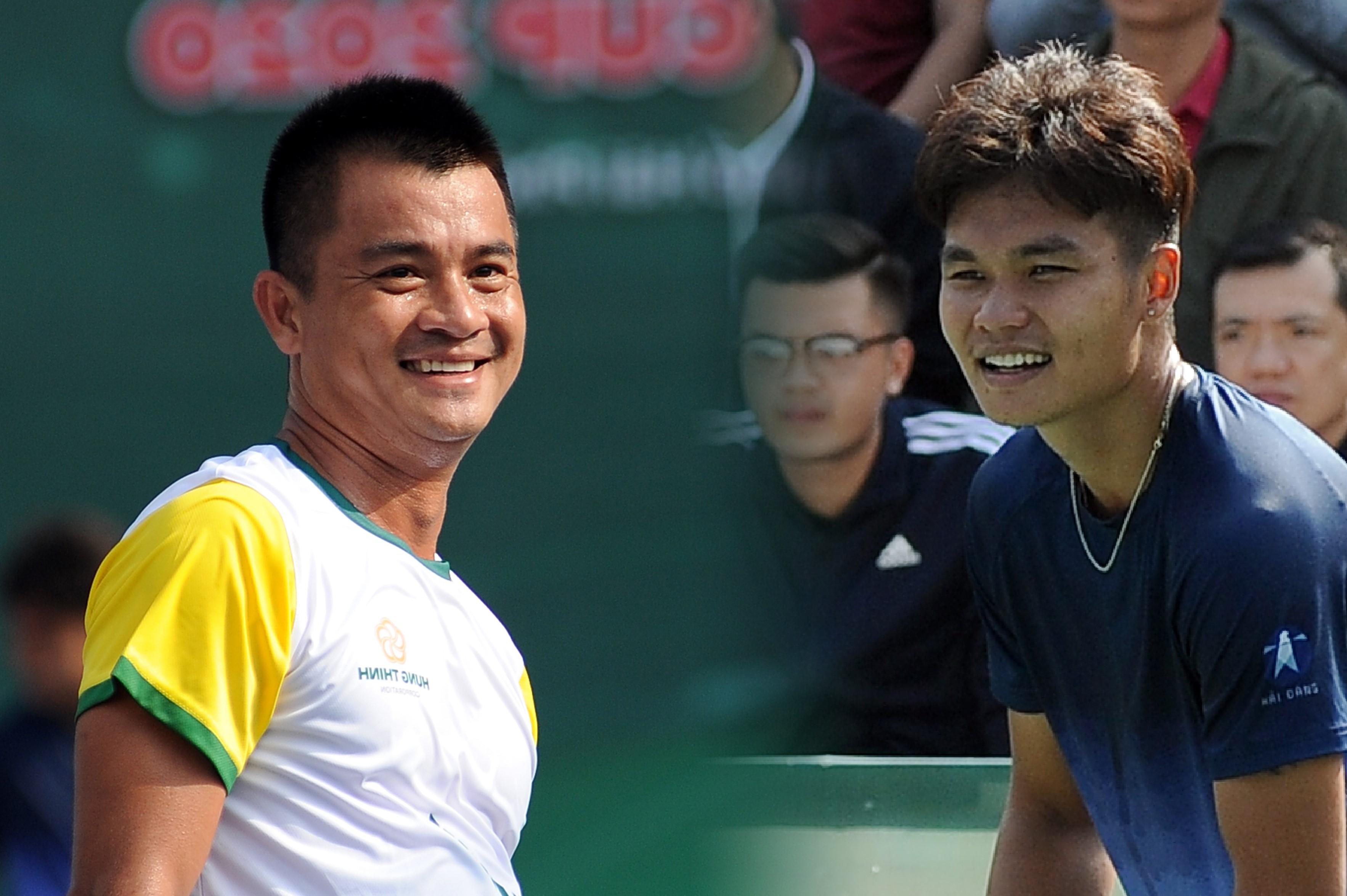 Hình ảnh: VTF Masters 500 – 1 – Hai Dang Cup 2021: Khai màn quần vợt Việt số 2