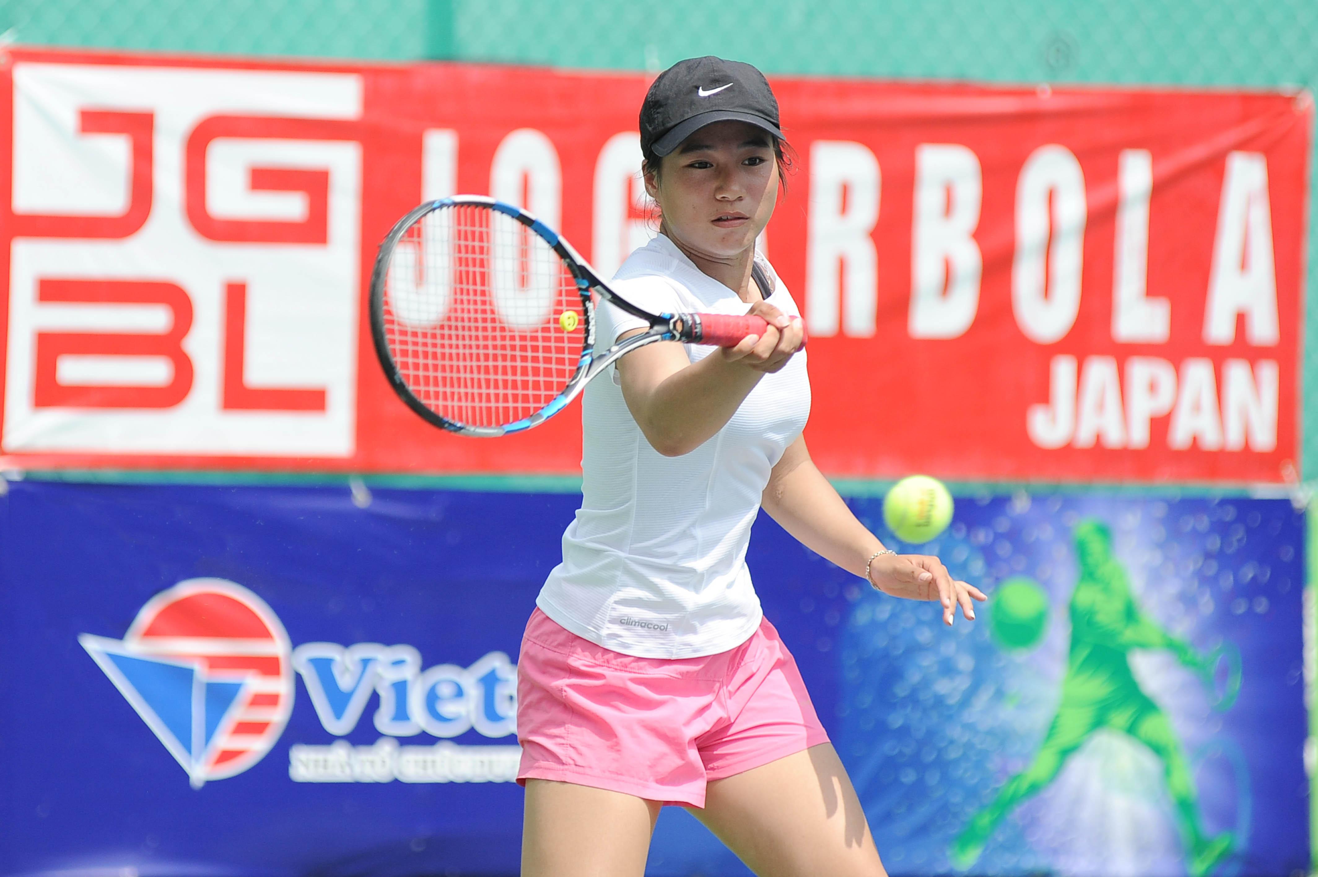 Hình ảnh: VTF Masters 500 – 1 – Hai Dang Cup 2021: Khai màn quần vợt Việt số 3