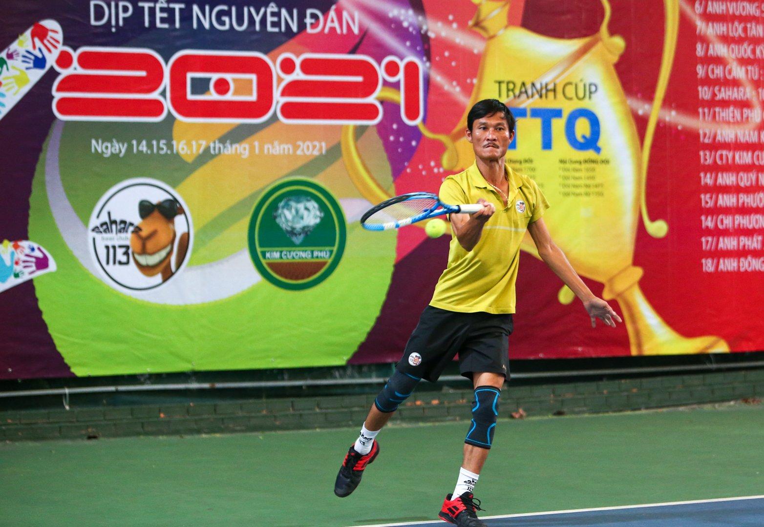 Hình ảnh: Ấm lòng giải quần vợt từ thiện nhân dịp Tết Nguyên Đán 2021 – Tranh Cúp TTQ số 1