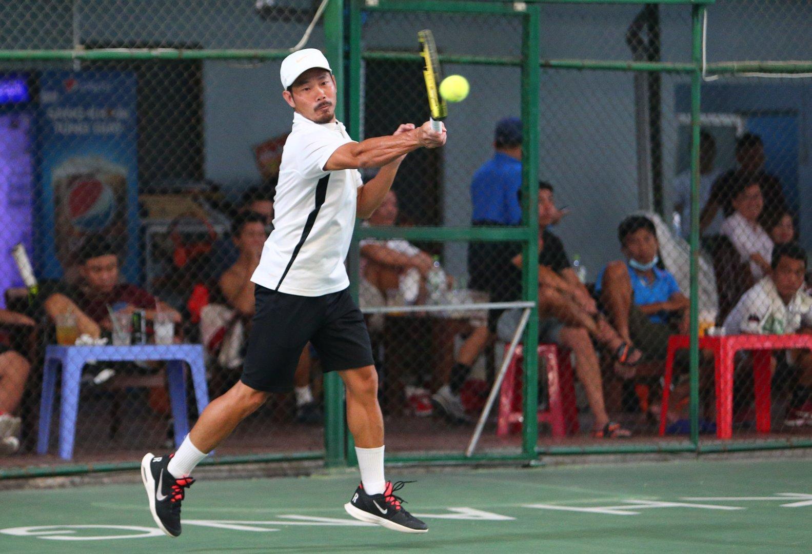 Hình ảnh: Ấm lòng giải quần vợt từ thiện nhân dịp Tết Nguyên Đán 2021 – Tranh Cúp TTQ số 2
