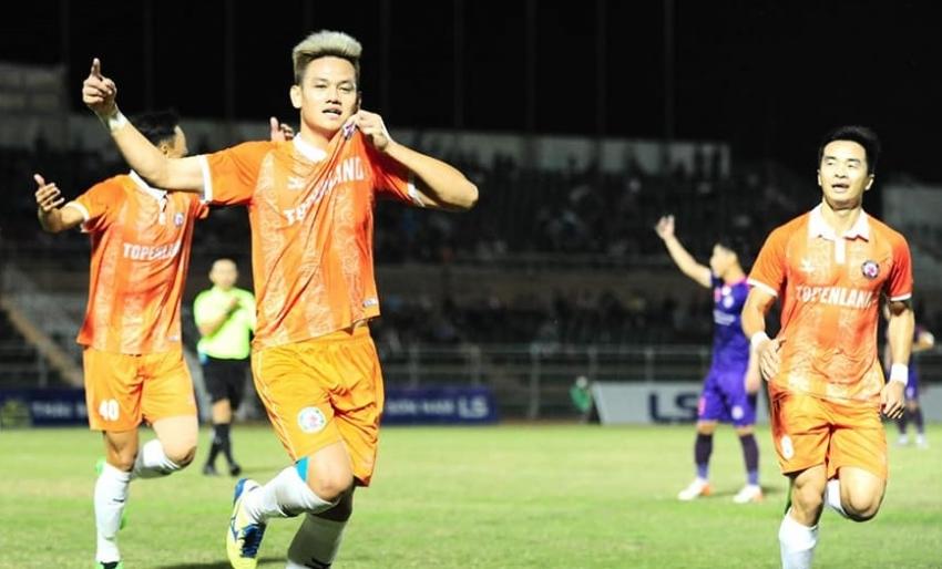 Hình ảnh: Bình Định vô địch giải bóng đá giao hữu tứ hùng - Cúp HTV 2020 số 2