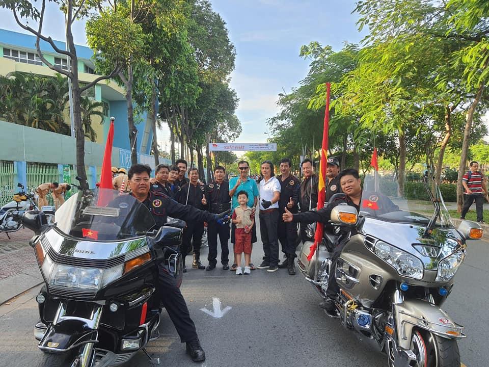 Hình ảnh: CLB Moto Gia Định Quận Bình Thạnh ra mắt Ban chủ nhiệm mới số 2