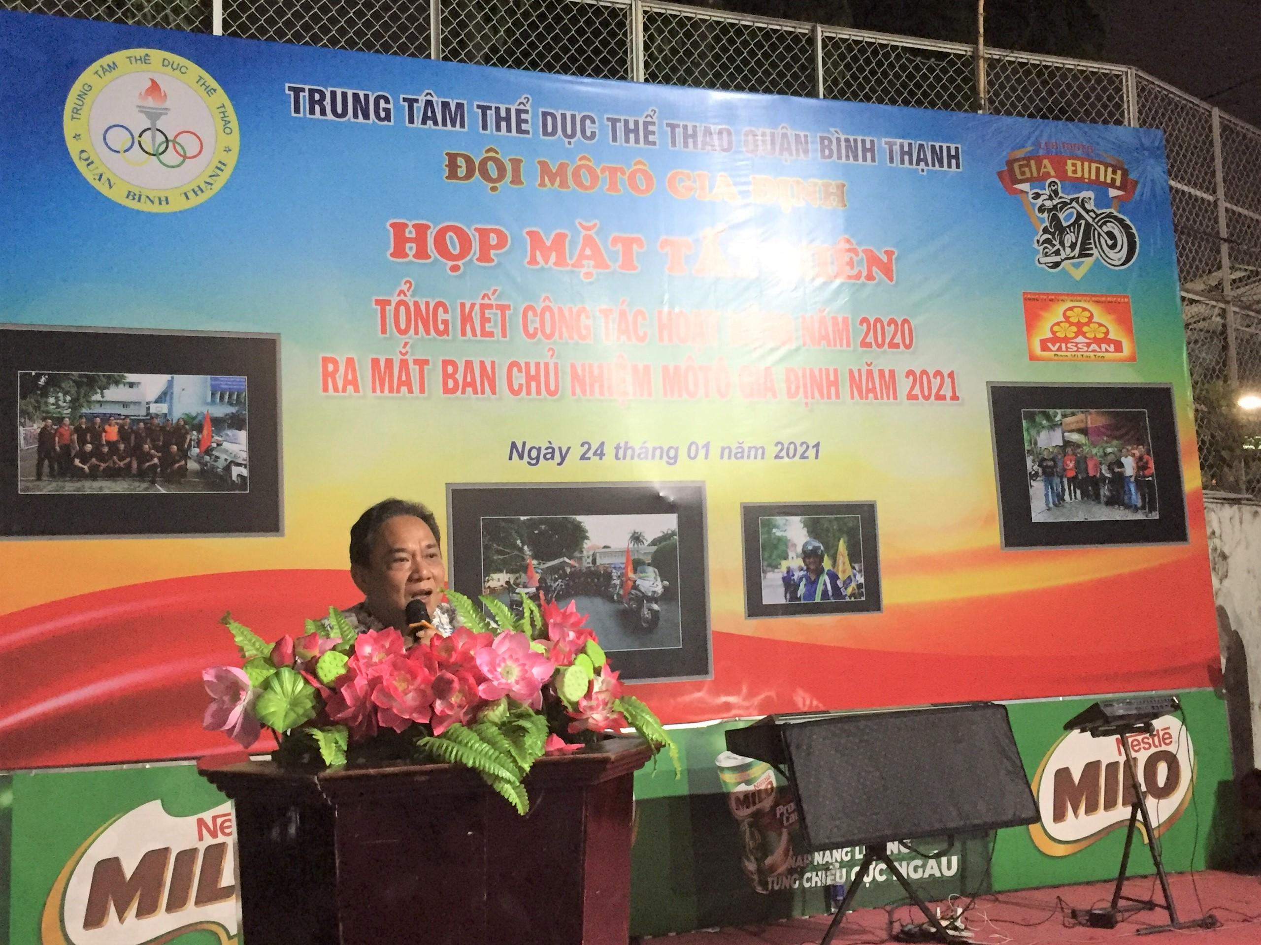 Hình ảnh: CLB Moto Gia Định Quận Bình Thạnh ra mắt Ban chủ nhiệm mới số 4
