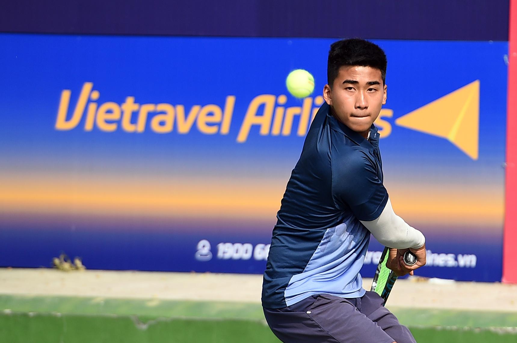 Hình ảnh: VTF Masters 500 – 1 – Hai Dang Cup 2021: Các tay vợt mạnh thắng dễ số 1