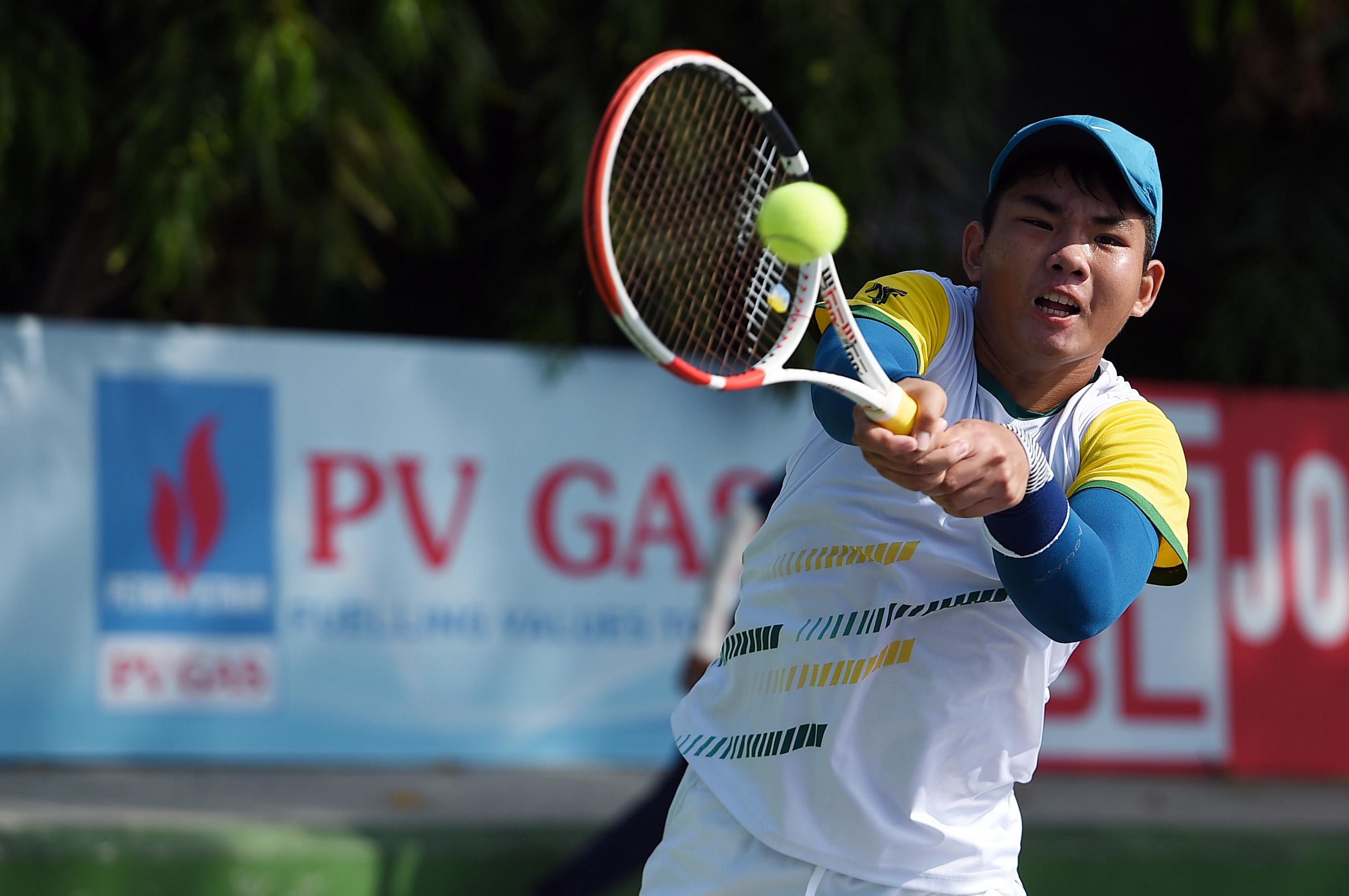 Hình ảnh: VTF Masters 500 – 1 – Hai Dang Cup 2021: Ấn tượng tài năng trẻ Nguyễn Quang Vinh số 2