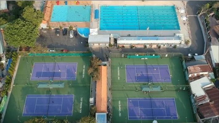 Hình ảnh: Tin vui đầu năm của Quần vợt Việt Nam số 1
