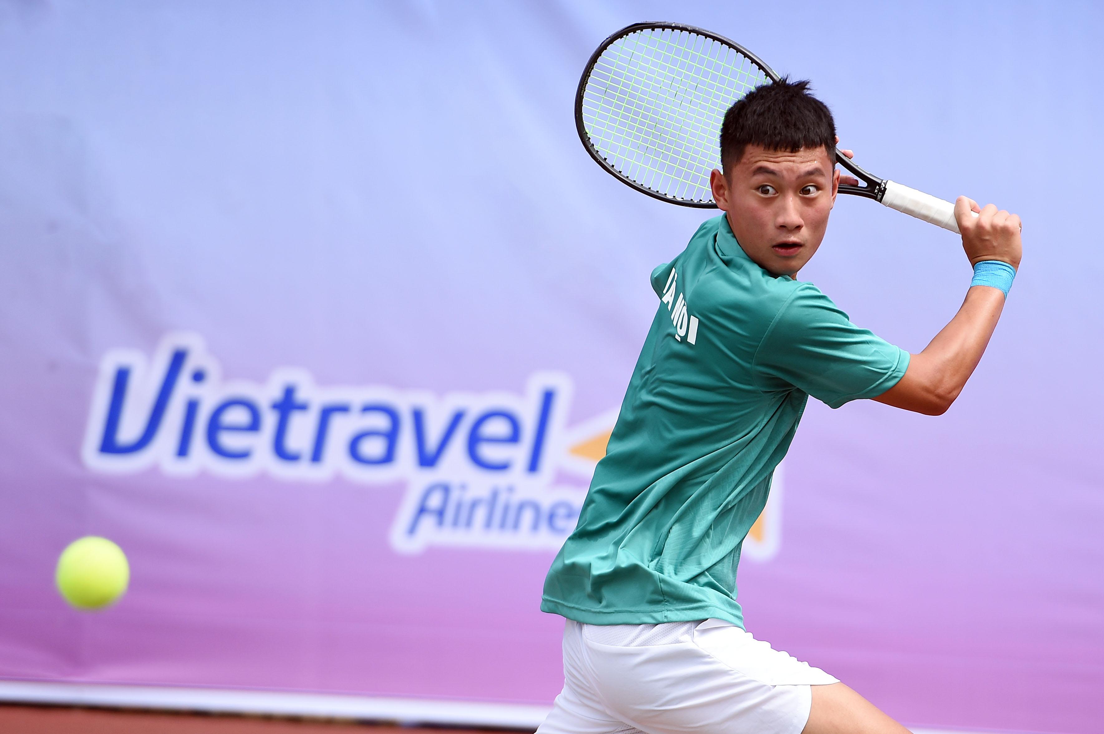 Hình ảnh: Giải quần vợt Vô địch Đồng đội Quốc gia – Đăk Nông 2021: TP.HCM khởi đầu thuận lợi số 4