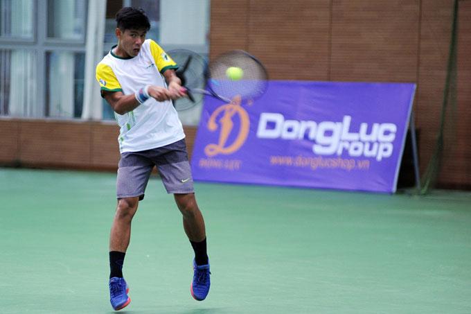 Hình ảnh: Giải quần vợt Vô địch Đồng đội Quốc gia – Đăk Nông 2021: TP.HCM khởi đầu thuận lợi số 3