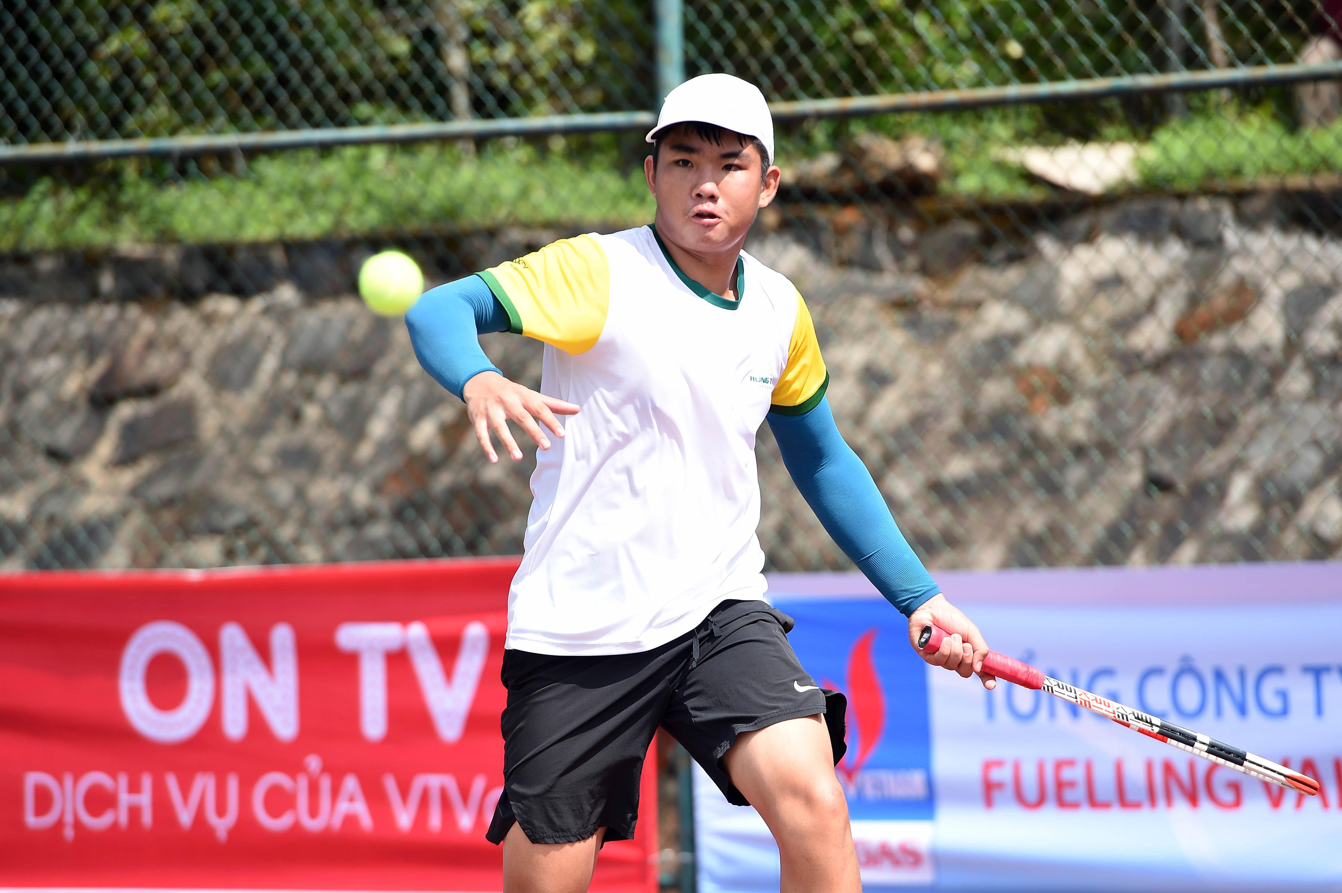 Hình ảnh: Giải quần vợt Vô địch Đồng đội Quốc – Đăk Nông 2021: Lý Hoàng Nam có mặt ở tứ kết, TP.HCM tiếp tục thăng hoa số 3