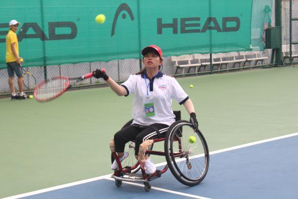 Hình ảnh: Giải các câu lạc bộ quần vợt xe lăn Toàn quốc - Cúp Tanimex 2021: Ý nghĩa trong ngày Đặc biệt số 4