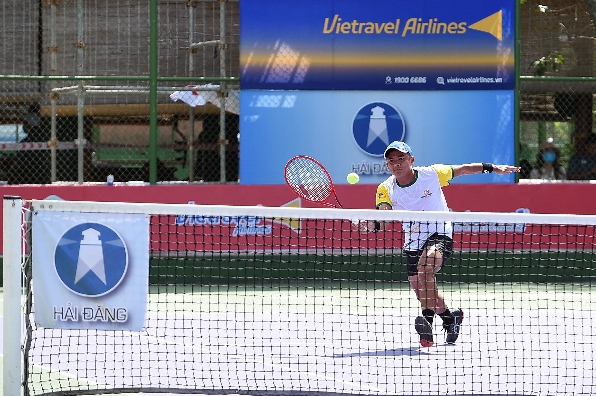 Hình ảnh: 83 tay vợt tranh tài Giải quần vợt Vô địch Đồng đội Quốc gia – Đắk Nông năm 2021 số 3