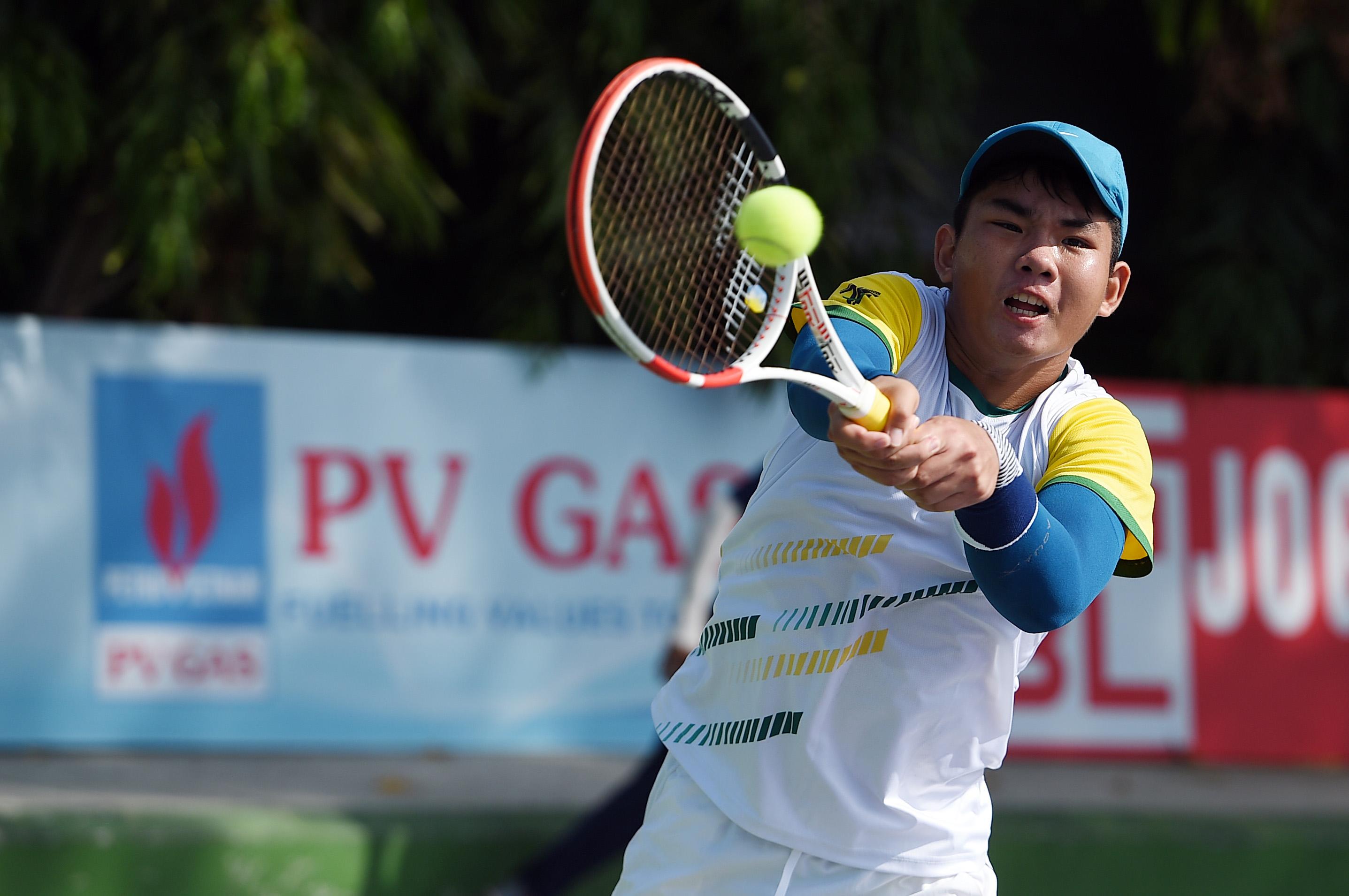 Hình ảnh: 83 tay vợt tranh tài Giải quần vợt Vô địch Đồng đội Quốc gia – Đắk Nông năm 2021 số 4