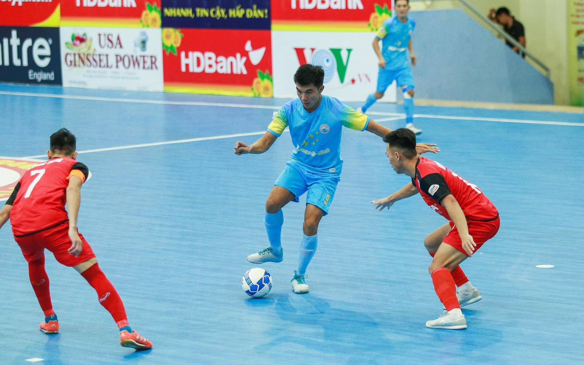 Hình ảnh: Cựu cầu thủ Futsal Nguyễn Phúc: Ươm mầm tài năng trẻ số 1