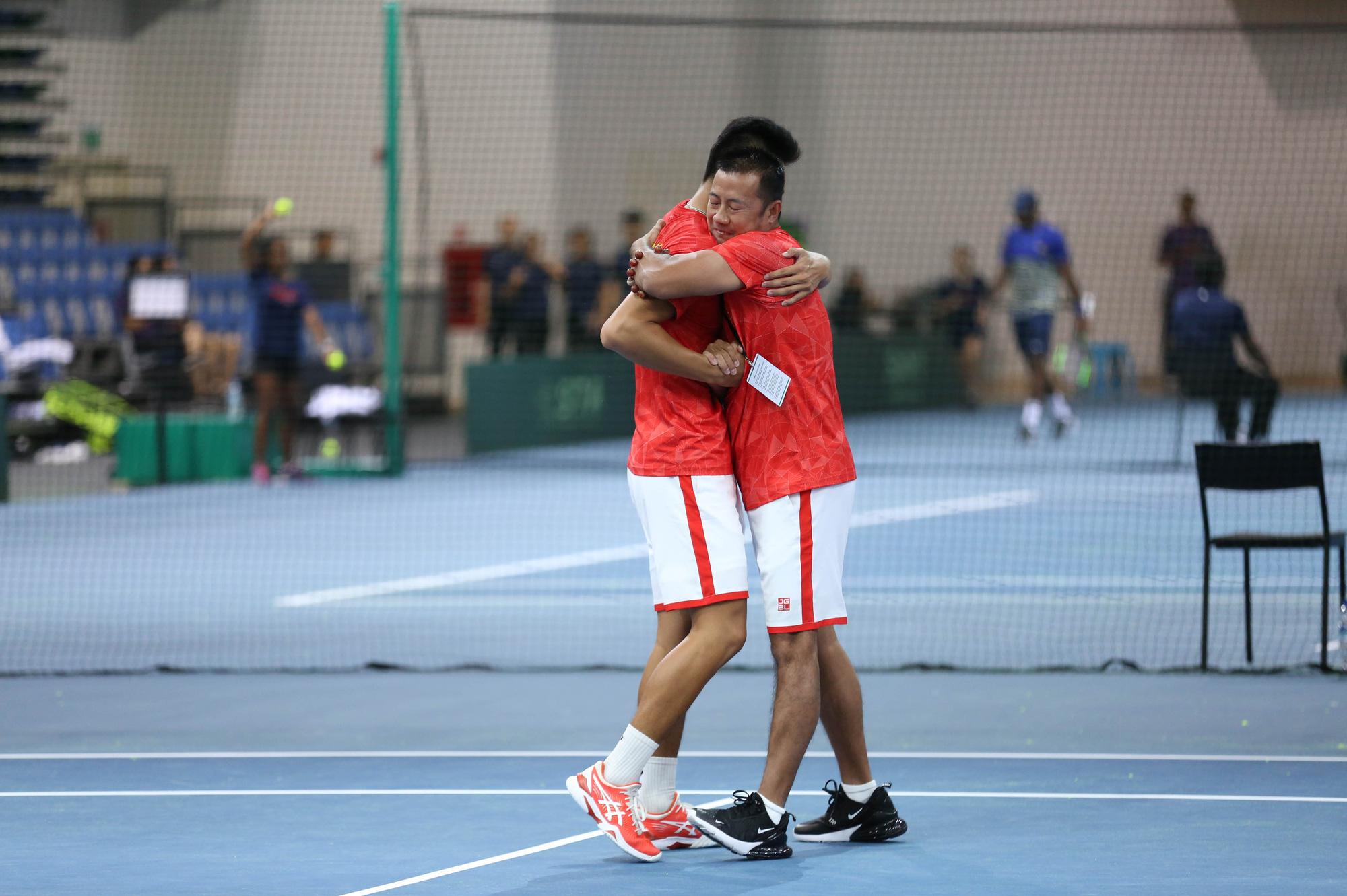 Hình ảnh: Tuyển quần vợt Việt Nam sắp dự Davis Cup nhóm III khu vực Châu Á – Thái Bình Dương 2021 số 2