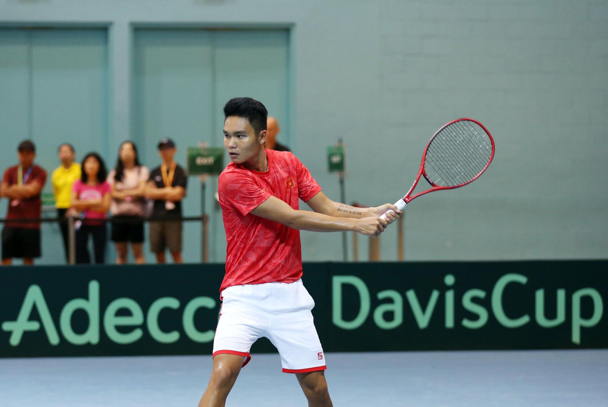 Hình ảnh: Tuyển Paciffic Oceania ấn tượng nhưng Davis Cup Việt Nam mới xuất sắc số 1